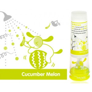 Nootie Shampoo en Conditioner Cumcumber Melon
