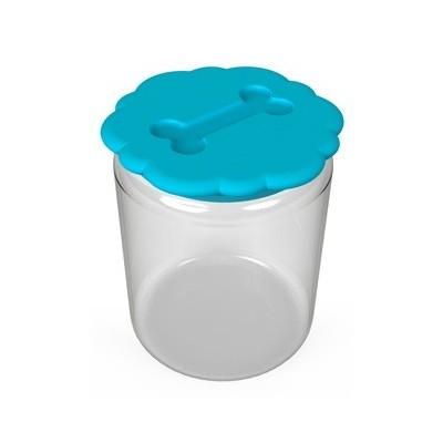 Voorraad pot, glas, in 2 kleuren