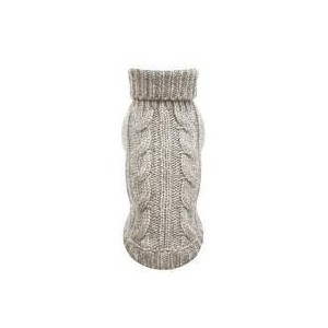Sweater grijs, maat 27 cm