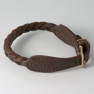 Mungo & Maud gevlochten halsband