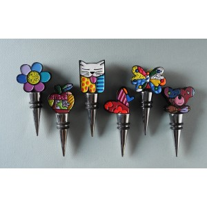 Britto Bottle Stoppers