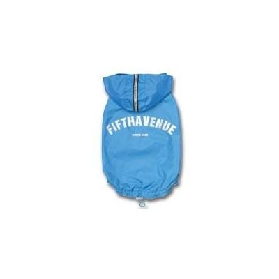 Fifth avenue raincoat blue S