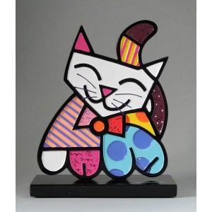Britto 2D Cat
