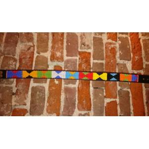 Kralen halsband 13 (62 cm)