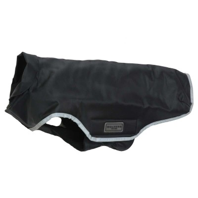 Zwarte winterjas (28 cm of 30 cm)